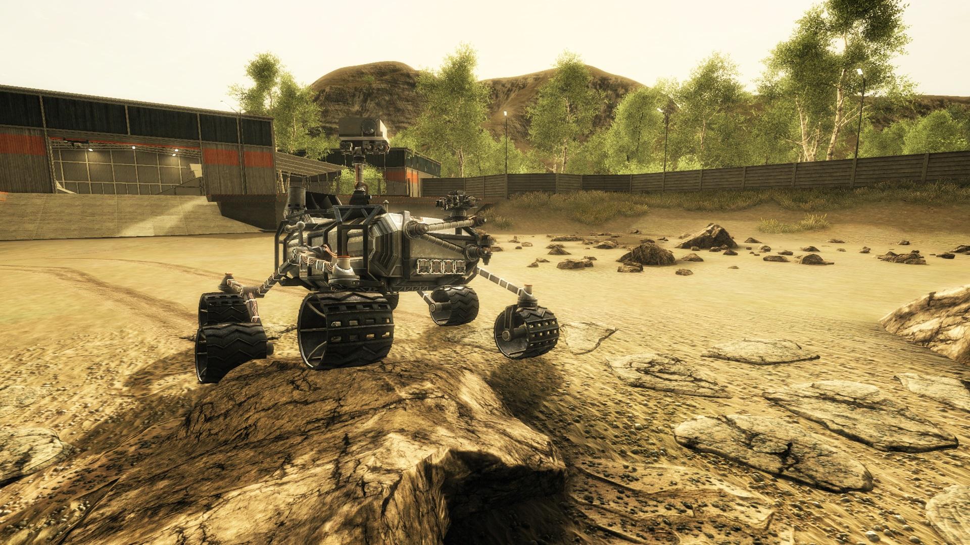 Take On Mars Screenshot 1