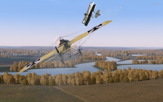 Rise of Flight United Screenshot