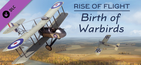 Rise of Flight: Channel Battles Edition - Birth of Warbirds