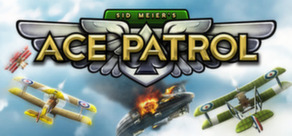 Sid Meier's Ace Patrol cover art