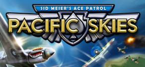 Sid Meier's Ace Patrol: Pacific Skies cover art