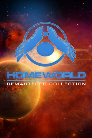Homeworld Remastered Collection poster image on Steam Backlog