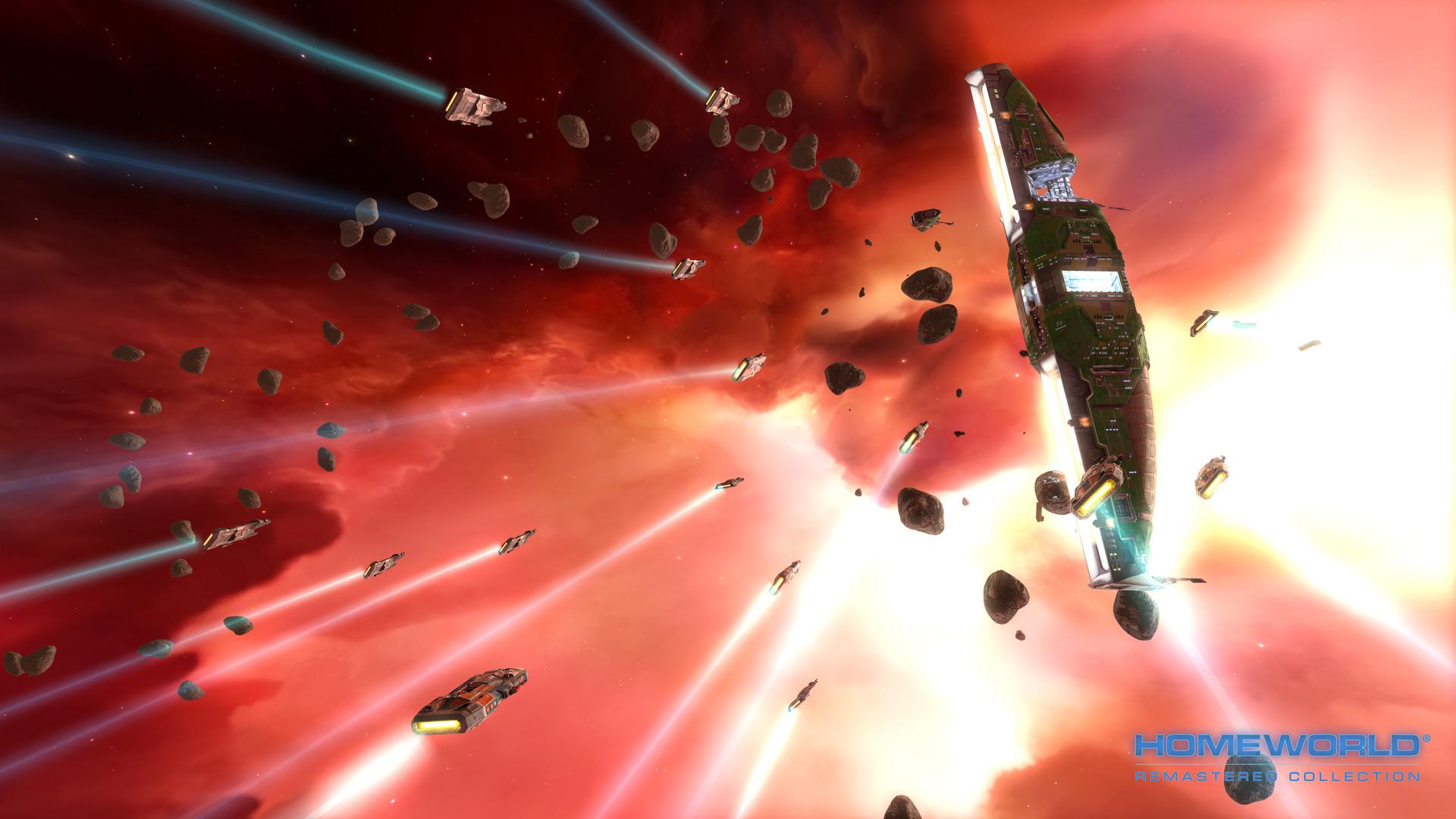 Find the best laptop for Homeworld Remastered Collection