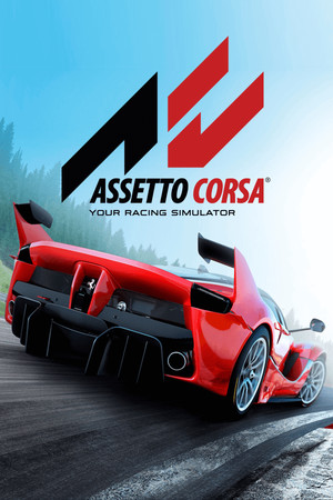 Assetto Corsa poster image on Steam Backlog