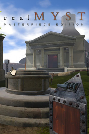 realMyst: Masterpiece Edition poster image on Steam Backlog