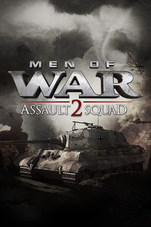 Men of War: Assault Squad 2 poster image on Steam Backlog