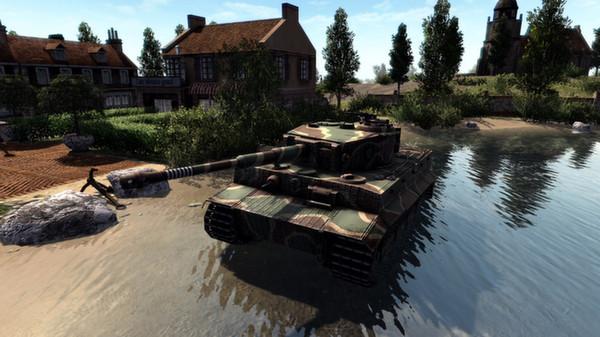скриншот Men of War: Assault Squad 2 (В тылу врага) 8