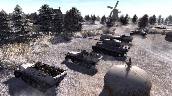 скриншот Men of War: Assault Squad 2 (В тылу врага) 1