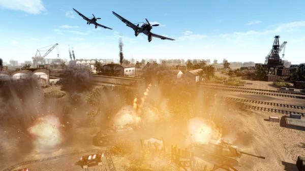 скриншот Men of War: Assault Squad 2 (В тылу врага) 5