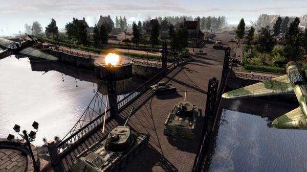 скриншот Men of War: Assault Squad 2 (В тылу врага) 7