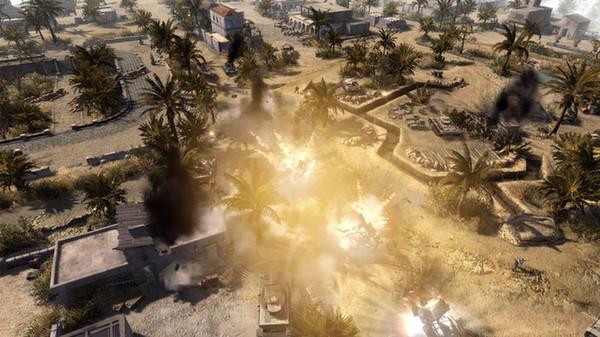 скриншот Men of War: Assault Squad 2 (В тылу врага) 2