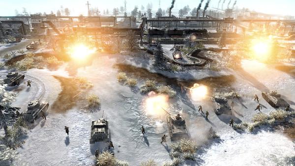 скриншот Men of War: Assault Squad 2 (В тылу врага) 0