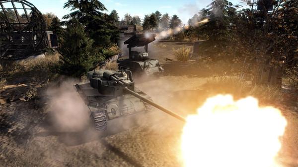 скриншот Men of War: Assault Squad 2 (В тылу врага) 3