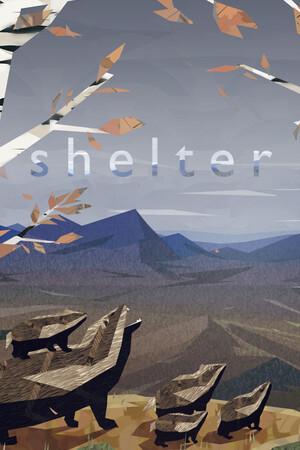 Shelter poster image on Steam Backlog