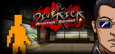 Divekick cover art