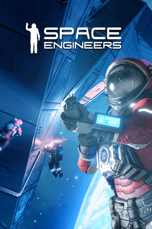 Space Engineers poster image on Steam Backlog
