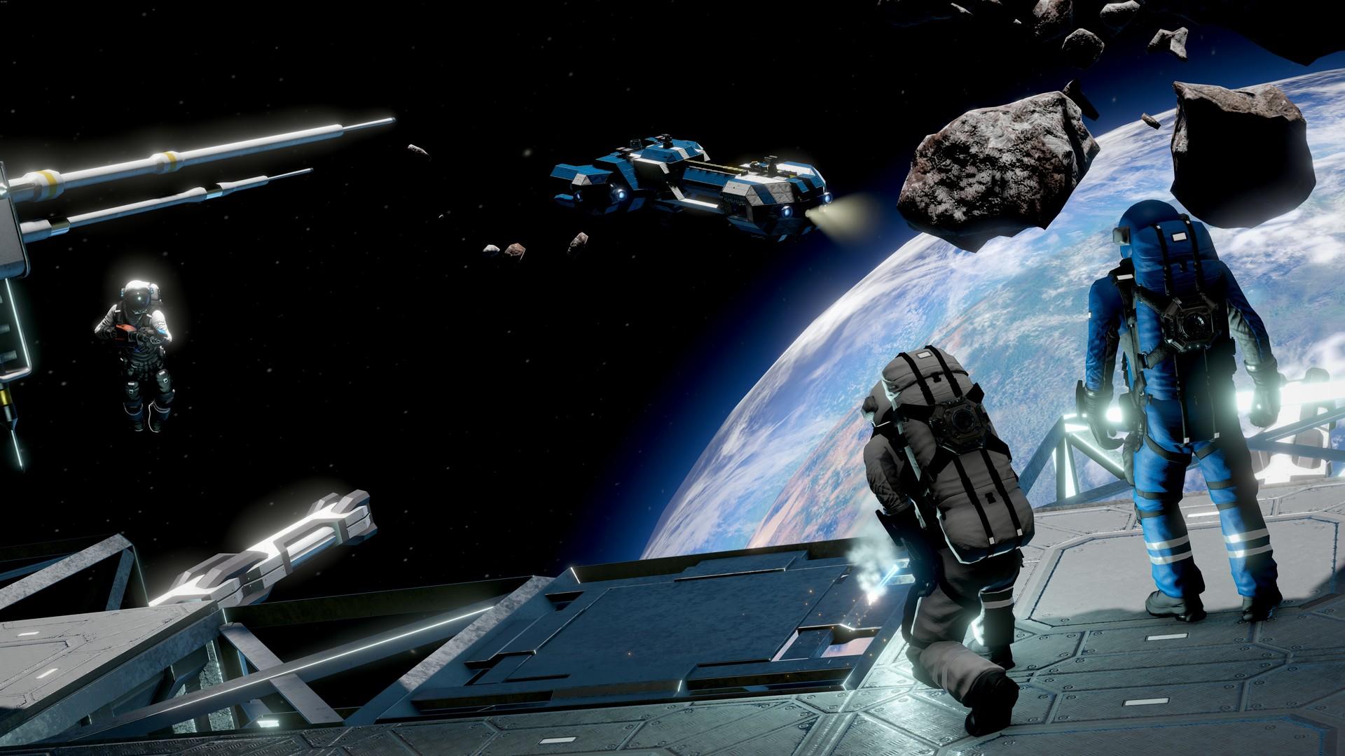 Space Engineers-CODEX – SKiDROW CODEX