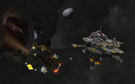 Скриншот №33 к Space Engineers