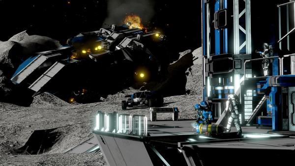 Скриншот №23 к Space Engineers