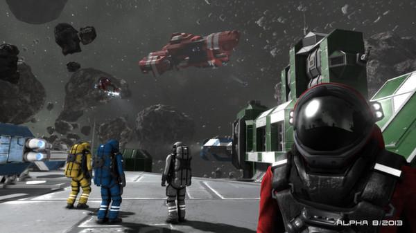 Скриншот №50 к Space Engineers