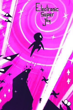 Electronic Super Joy poster image on Steam Backlog