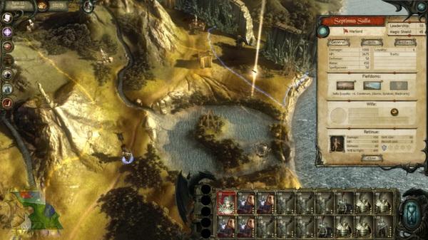 King Arthur II: Dead Legions (DLC)