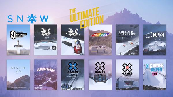 Capture d'écran n°2 du Jeu SNOW - The Ultimate Edition