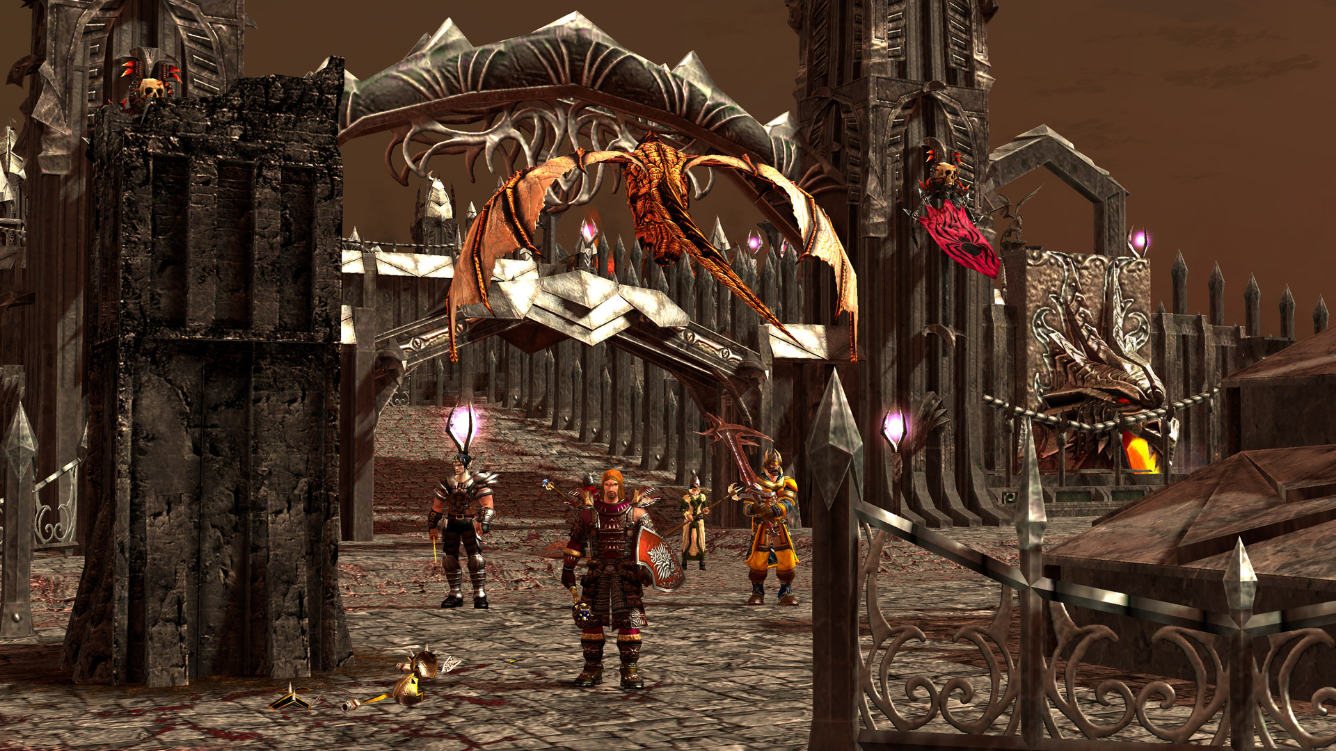 SpellForce 2: Demons of the Past screenshot 3