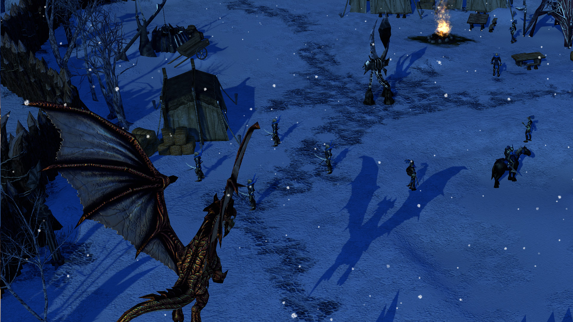 SpellForce 2: Demons of the Past screenshot 2