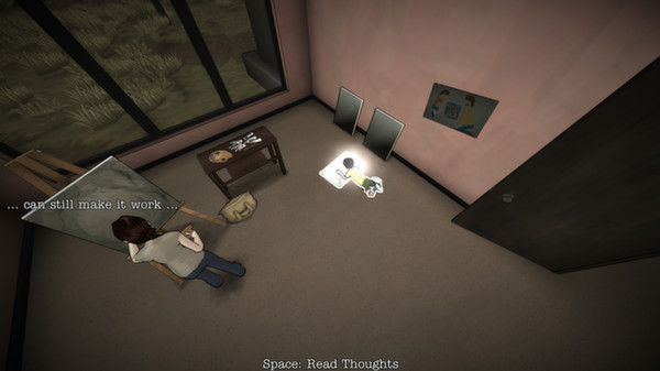 скриншот The Novelist 1