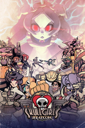 Skullgirls poster image on Steam Backlog