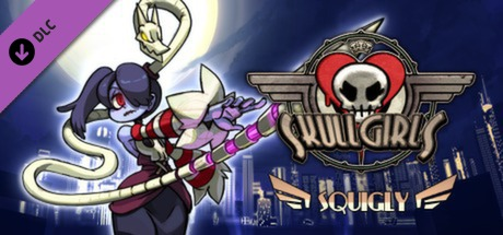 Skullgirls: Squigly