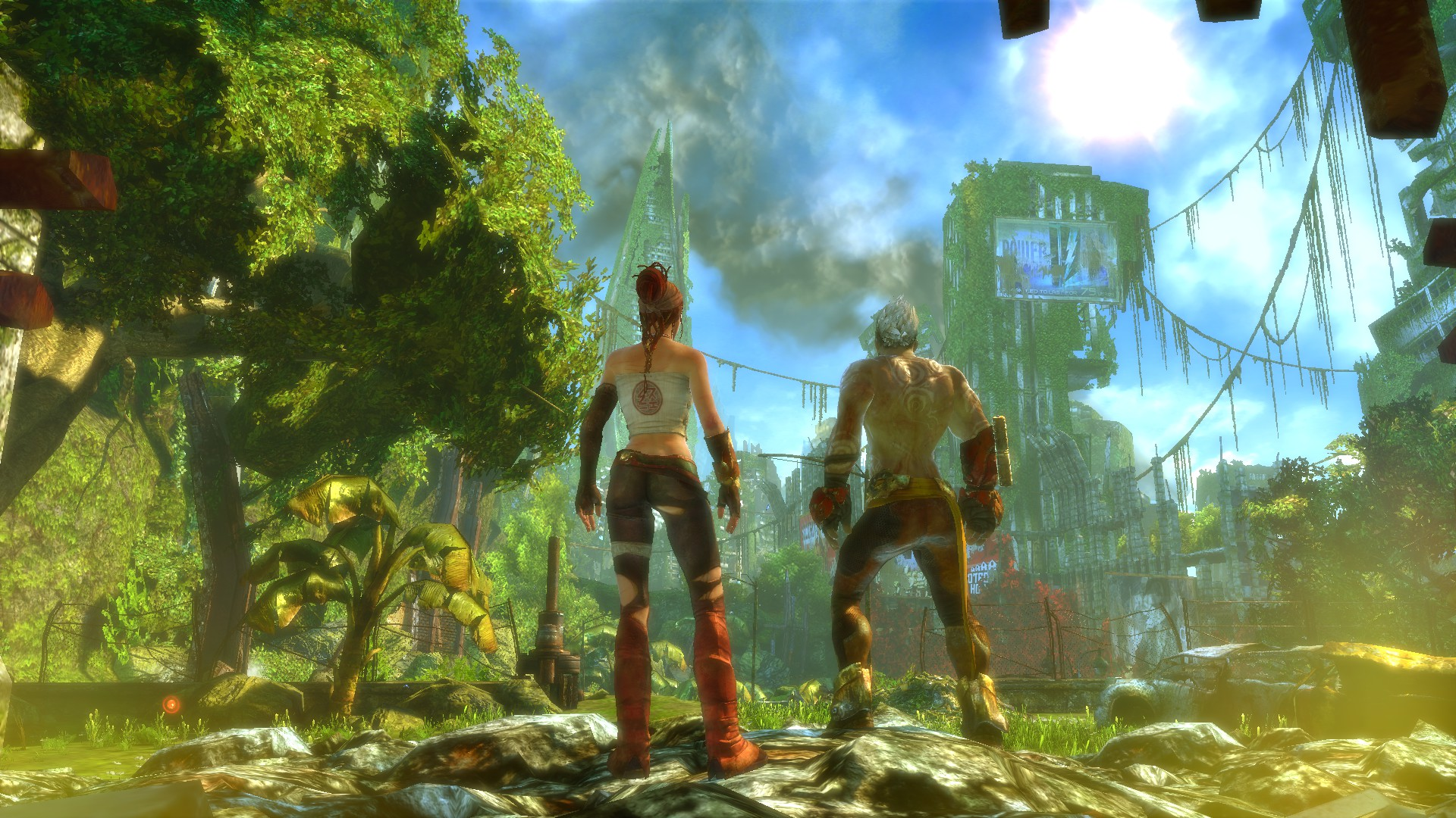 Image result for enslaved odyssey to the west