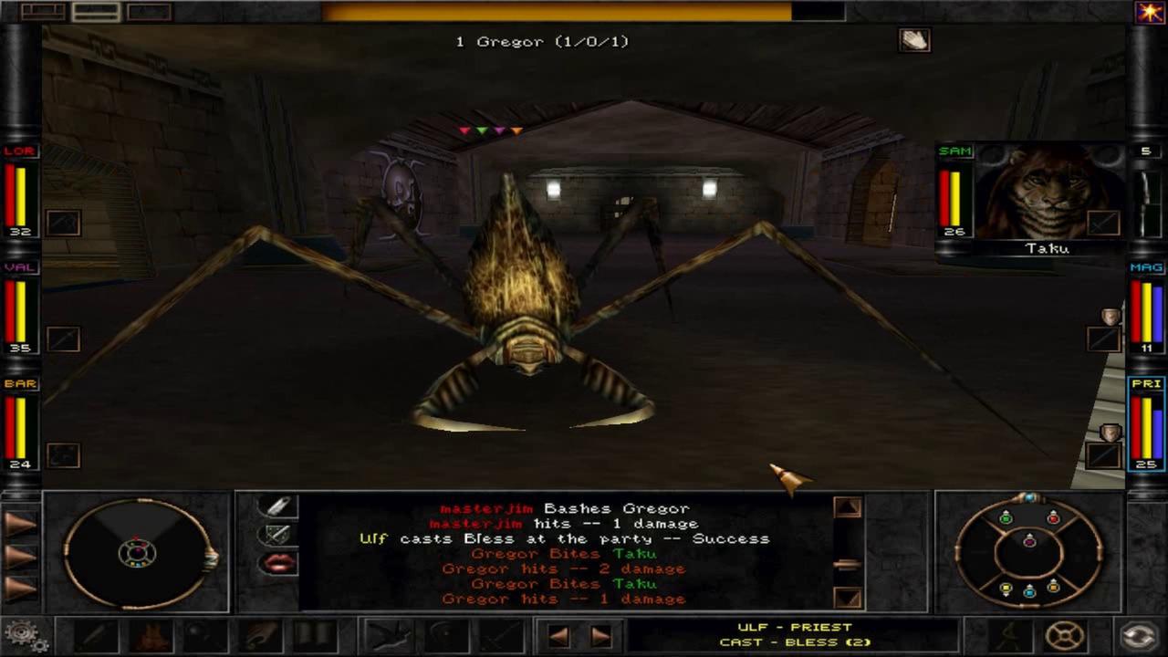Wizardry 8 Screenshot 2