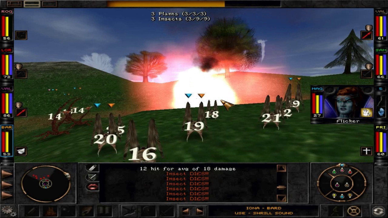 Wizardry 8 Screenshot 1
