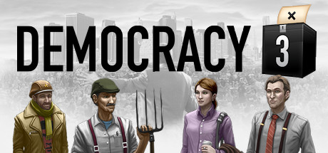 Democracy 3 cover image