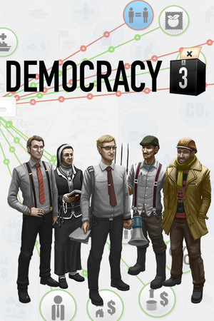 Democracy 3 poster image on Steam Backlog