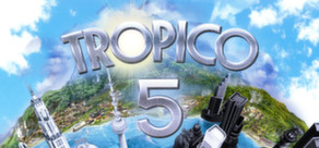 Tropico 5 cover art