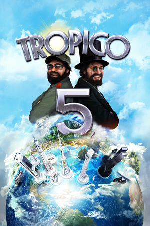 Tropico 5 poster image on Steam Backlog