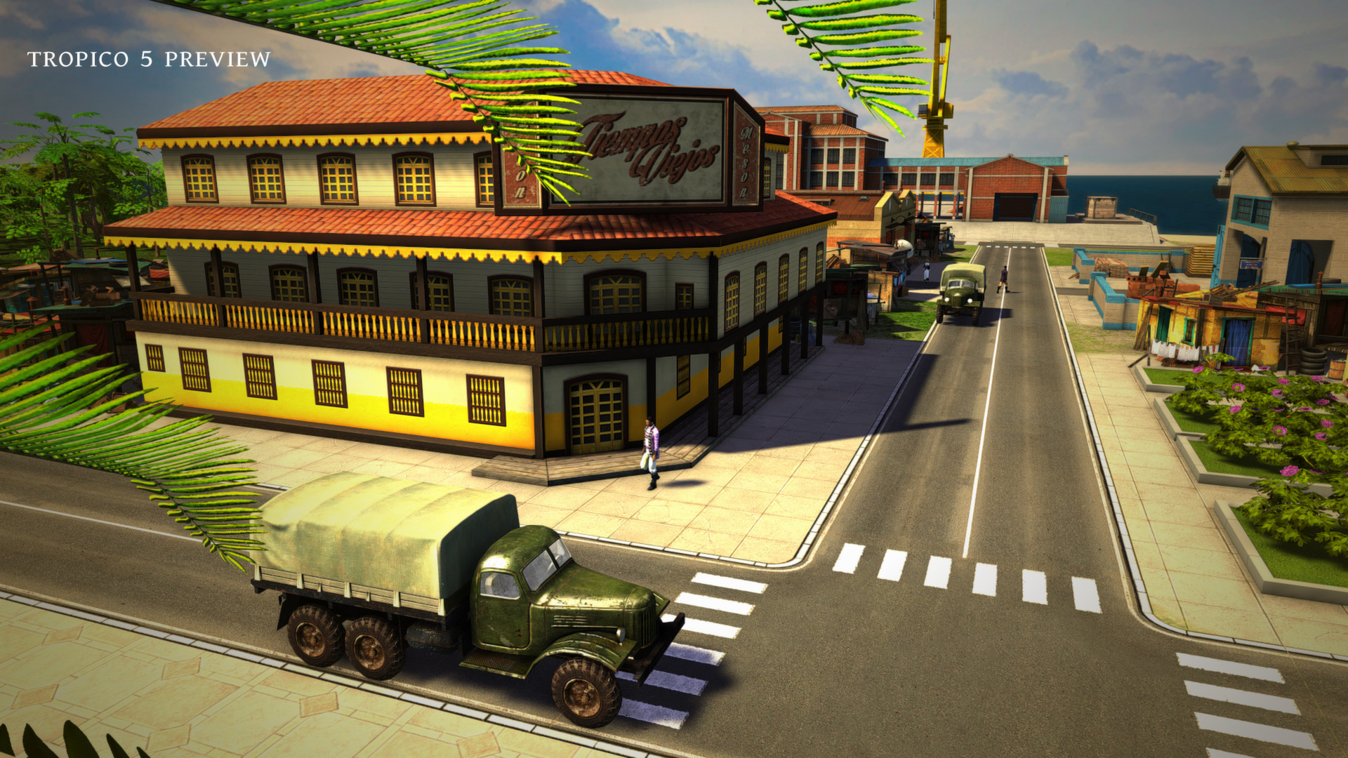 Buy tropico 5 (steam gift ru+cis) and download.