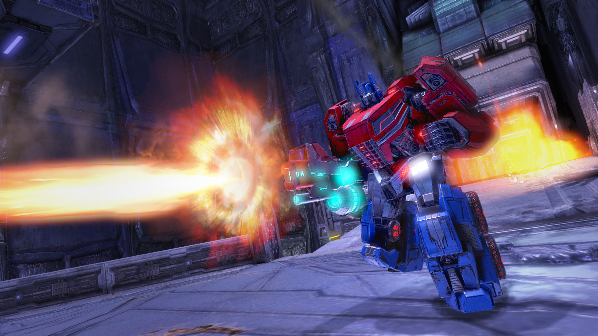 TRANSFORMERS Rise Of The Dark Spark Full PC ESPAÑOL Descargar (FAIRLIGHT) 6