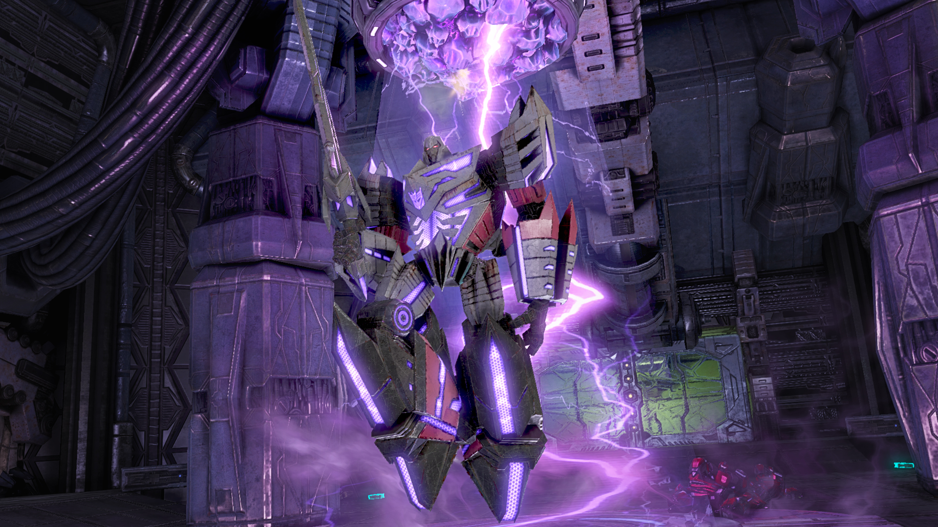 TRANSFORMERS Rise Of The Dark Spark Full PC ESPAÑOL Descargar (FAIRLIGHT) 4