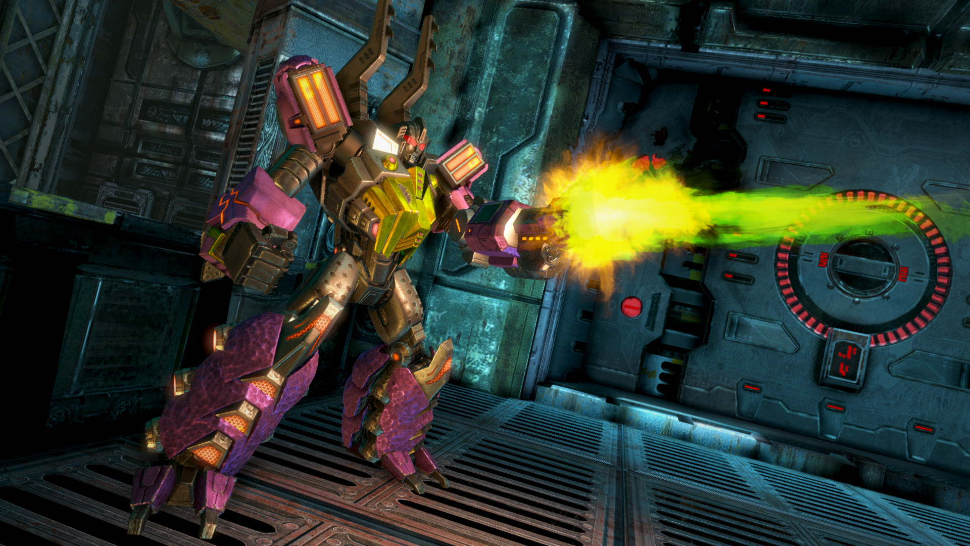 TRANSFORMERS Rise Of The Dark Spark Full PC ESPAÑOL Descargar (FAIRLIGHT) 5