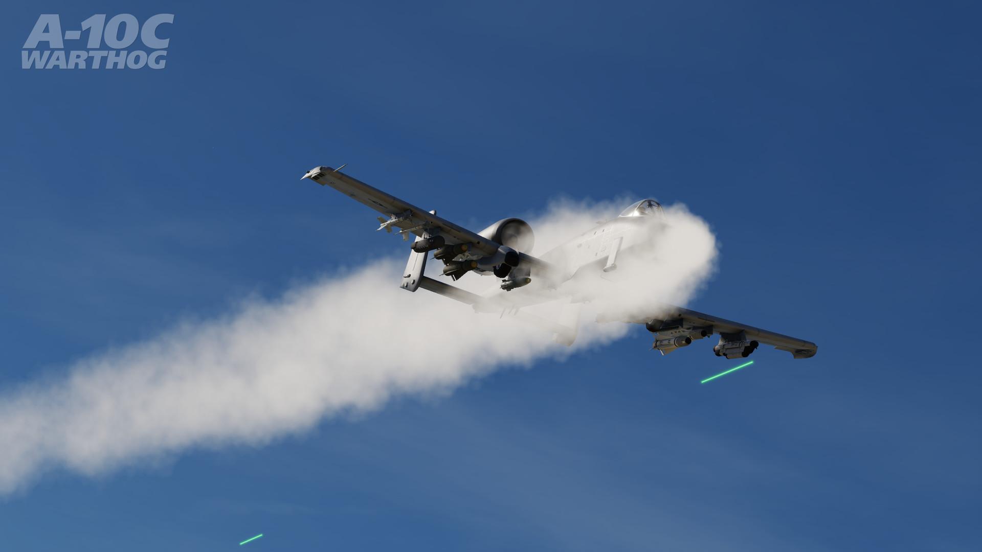 ダウンロードコンテンツDCS: A-10C Warthog - DLC を購入する