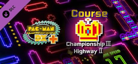Pac-Man Championship Edition DX+: Championship III & Highway II Courses