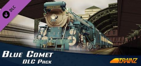 Купить Trainz Simulator DLC: Blue Comet