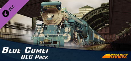 Trainz Simulator DLC: Blue Comet