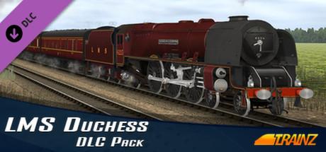 Trainz Simulator DLC: The Duchess