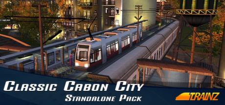 Trainz: Classic Cabon City on Steam