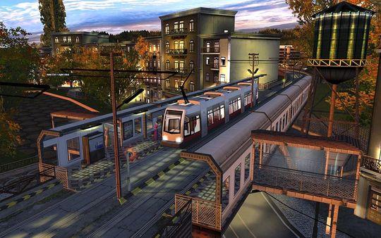 Trainz: Classic Cabon City